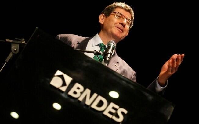 O presidente do BNDES, Joaquim Levy, destacou o papel das participações societárias do banco no resultado de 2018