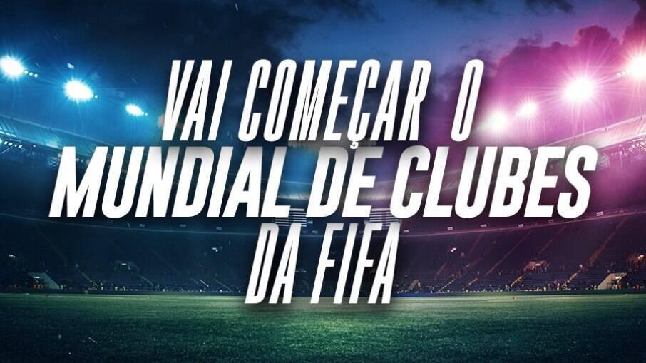 Mundial de Clubes começa nesta quinta-feira (4)