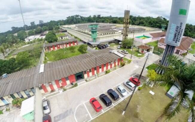 Complexo Penitenciário Anísio Jobim (Compaj), em Manaus, foi cenário de rebelião que deixou quase 60 mortos