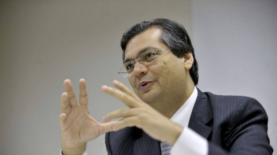 Governador Flávio Dino (PCdoB), do Maranhão