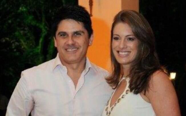 Cesar Filho e Elaine Mickely