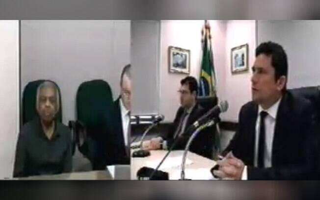 Gilberto Gil prestou depoimento ao juiz Sérgio Moro sobre sítio associado a Lula