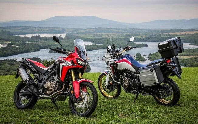 Africa Twin, a antecessora da nova Honda CRF, carrega toda a essência que gerou a sua evolução