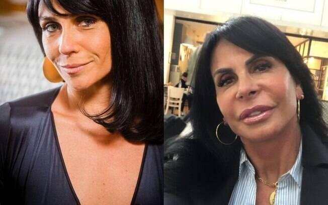 Giovanna Antonnelli é comparada a Gretchen