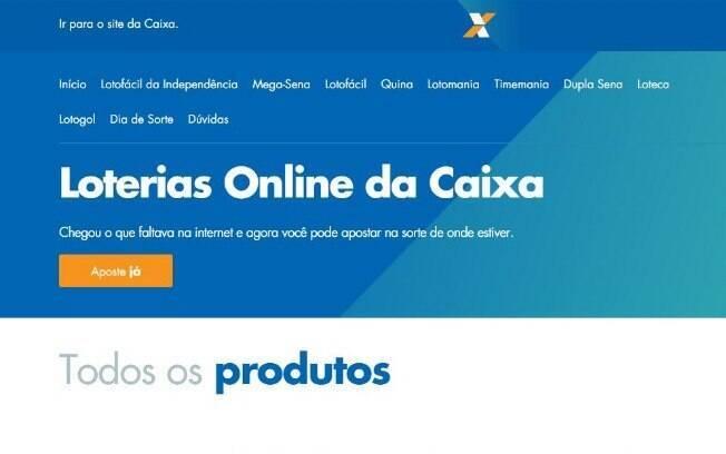 """""""Loterias Online"""" vai funcionar 24 horas por dia e tem como objetivo principal oferecer mais comodidade ao apostador"""