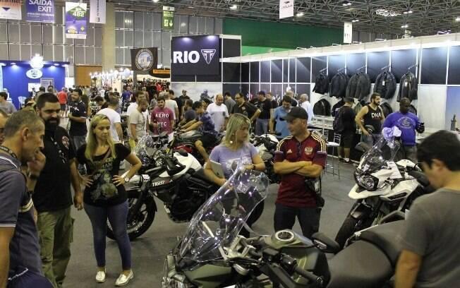 Salão Moto Brasil: O evento é destinado aos que estão e querem estar por dentro de tudo relacionado às duas rodas