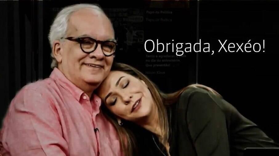 Maria Beltrão falou sobre seu colega, Artur Xexéo