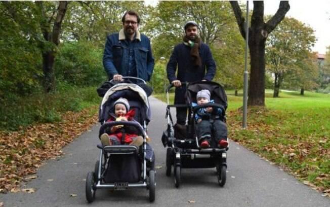 bbc licença paternidade