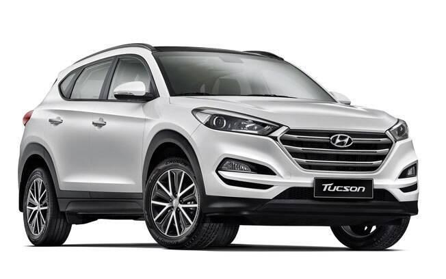 O Hyundai New Tucson é o campeão entre os SUVs que menos desvalorizam no Brasil