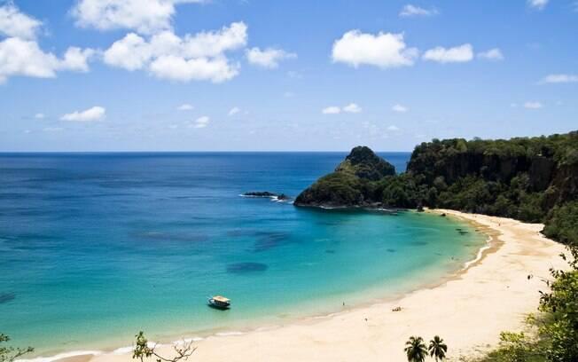 Fernando de Noronha é o destino que representa o Brasil na lista de lugares que os viajantes indicam para o mergulho