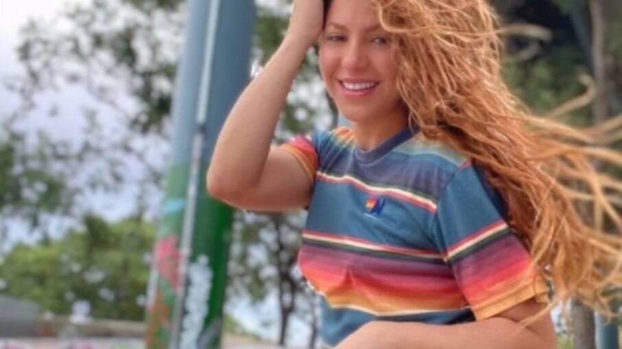 Shakira também integra a lista de pessoas com empresas em paraísos fiscais