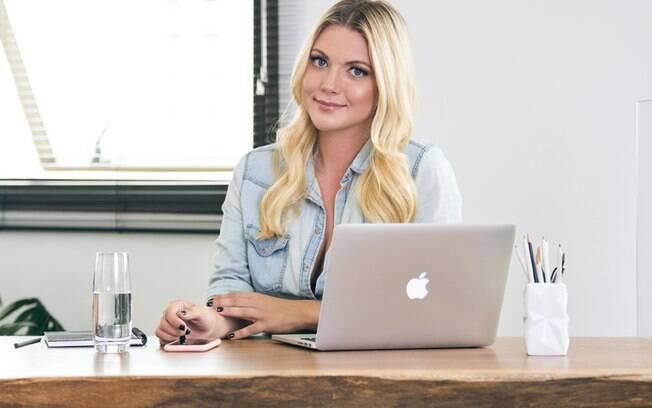 Jeniffer Lobo é a fundadora do site