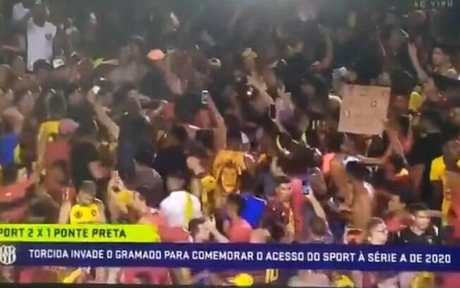 Comentarista do SporTV caiu no gemidão