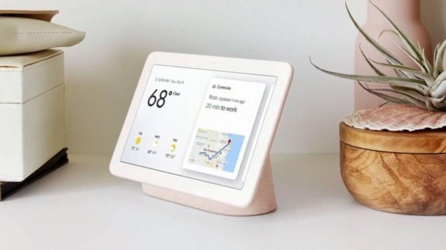 Google Nest Hub é primeiro dispositivo a receber Fuchsia
