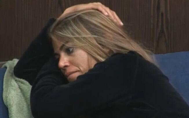 Raquel Pacheco reclama da postura de Joana Machado no jogo