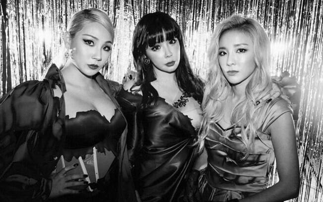 Má notícia para os fãs: o grupo 2NE1 lançou seu single de despedida da música este ano