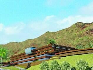 Mangabeiras. Projeto prevê que o hospital seja construído onde funcionava Instituto Hilton Rocha