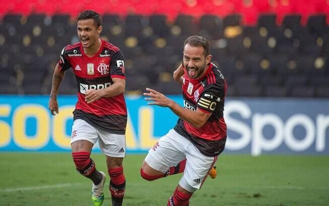 Flamengo, pelo Brasileirão