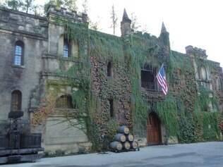 Sede da Chateau Montelena, uma das vinícolas mais cultuadas da região de Napa