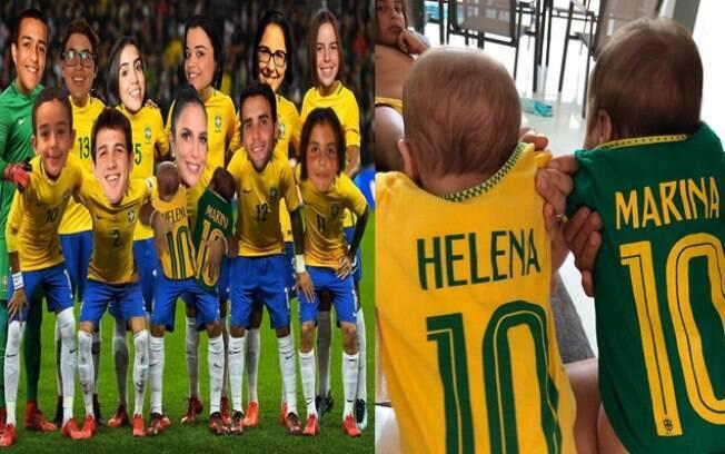 Ivete Sangalo está empolgada com a Copa do Mundo