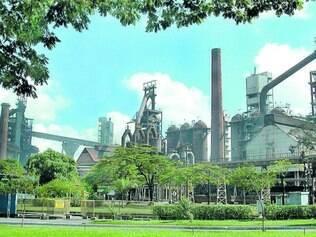 Conflito. Comando da empresa é alvo de disputa entre dois acionistas, a Nippon Steel e a Ternium