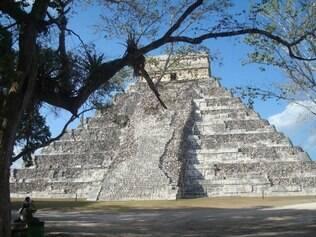 Chichén Itzá: ruínas estão preservadas