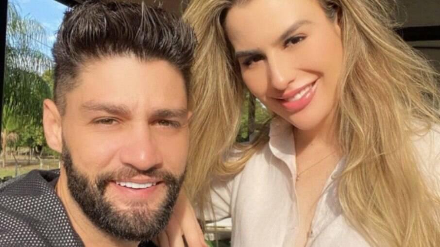 Munhoz salvou Fernanda Keulla contra ataque de jacaré