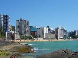 Localizado a 51 km da capital, Guarapari (ES)  teve valor médio da pernoite por pessoa de R$ 110