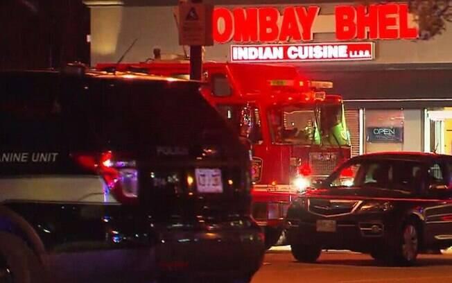 Explosão de bomba em restaurante ocorreu na cidade de Mississauga, na província de Ontario, por volta das 22h30 locais