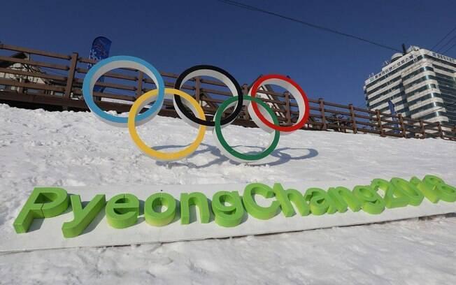 COI não aceitou alguns atletas russos para os Jogos de Inverno em Pyeongchang, na Coreia do Sul