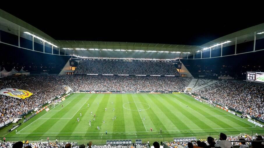 Governo de SP e CBF estudam liberar público em jogo do Brasil na Neo Química Arena