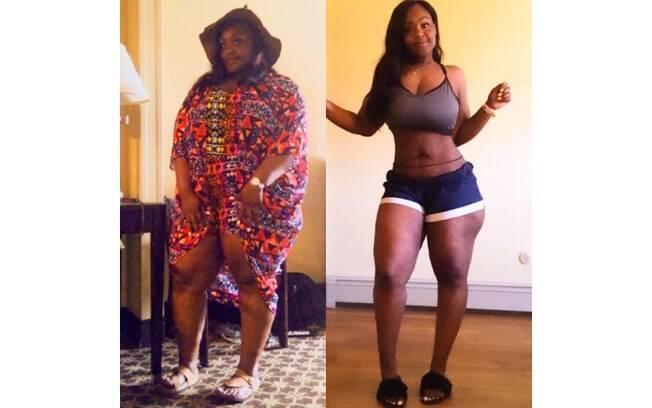 A coach sentiu a necessidade de emagrecer após ir ao médico e ver que pesava 119 kg:
