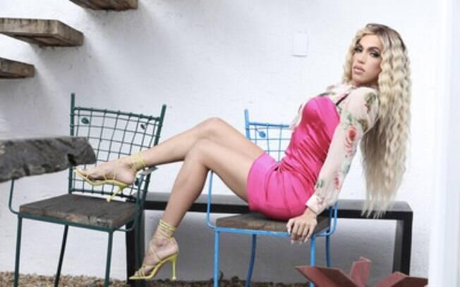Modelo Trans se torna aposta na moda pelas lentes do fotógrafo Glauber Bassi, por Sofia Rabello