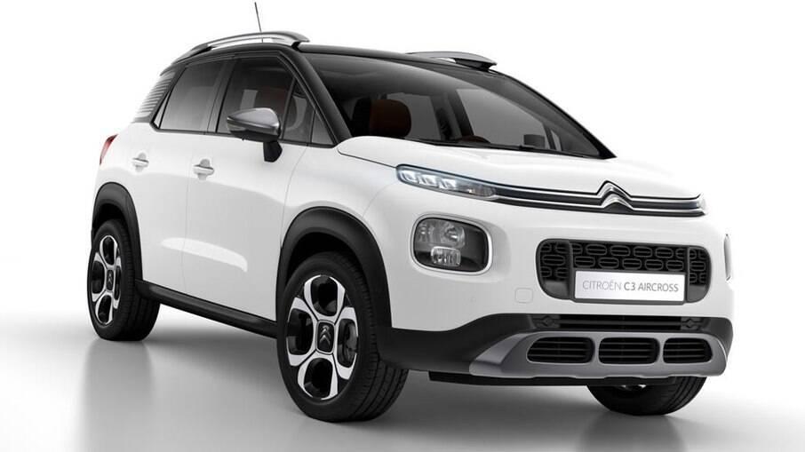 Novo Citroën que será feito em Porto Real (RJ) será baseado no C3 Aircross europeu, mas com algumas diferenças no Brasil