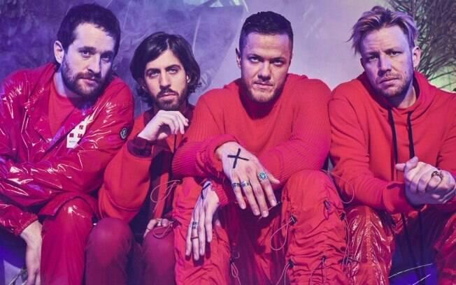 A banda Imagine Dragons será a atração da cerimônia de abertura da final da Champions.