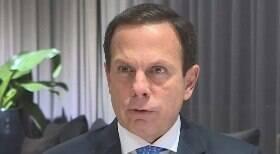 Doria confirma disputa de prévias para tentar Presidência