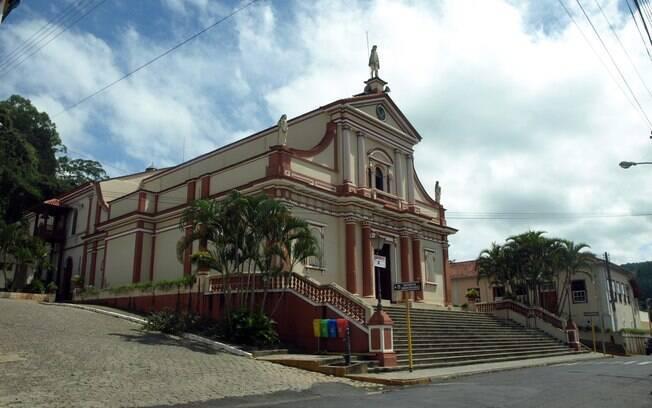 Uma das mais jovens do Circuito das Águas, Monte Alegre do Sul cresceu em volta da capela do Senhor Bom Jesus