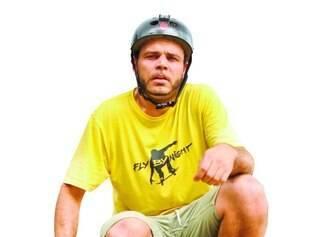 """Tendência. Pistas """"indoor""""  são muito usadas por crianças, segundo o instrutor Douglas Batista, 33"""