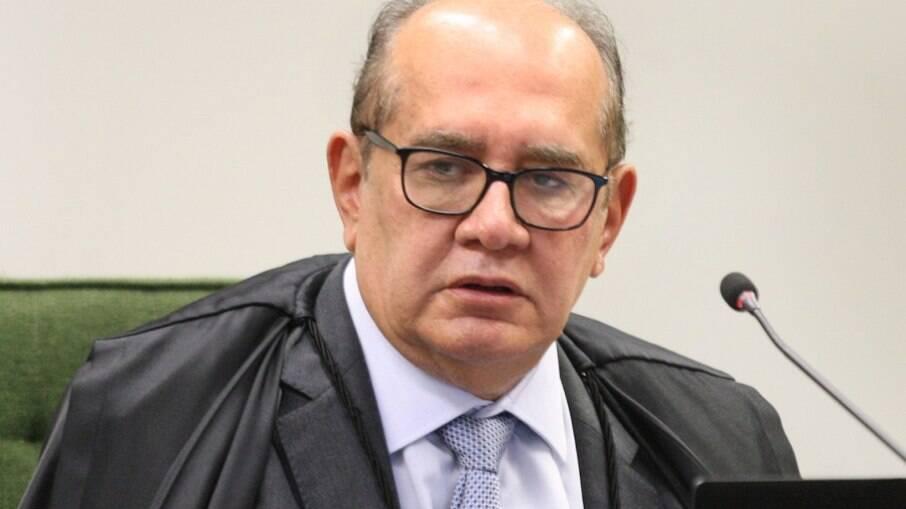 Gilmar Mendes, ministro do Supremo Tribunal Federal (STF), votou pela proibição das atividades religiosas coletivas durante a pandemia