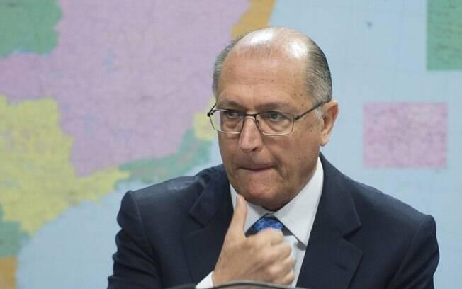 Geraldo Alckmin vinha sendo pressionado por organizações do setor produtivo a vetar o projeto