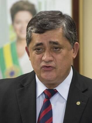 Deputado José Guimarães falou sobre o valor do pacote para infraestrutura nesta segunda