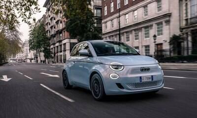 Fiat lança 500 elétrico no Brasil em versão única