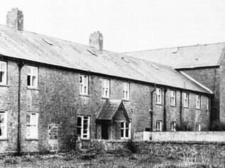 Memória. O antigo convento católico na Irlanda abrigou jovens mães solteiras durante a gravidez