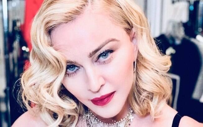 Madonna contou que pegou o novo coronavírus durante turnê em Paris
