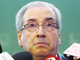 Implicado. Eduardo Cunha é acusado de ter mentido à CPI ao negar contas bancárias na Suíça