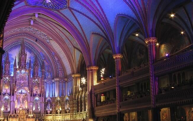 Na Catedral de Notre Dame é possível ouvir gratuitamente concerto de órgão