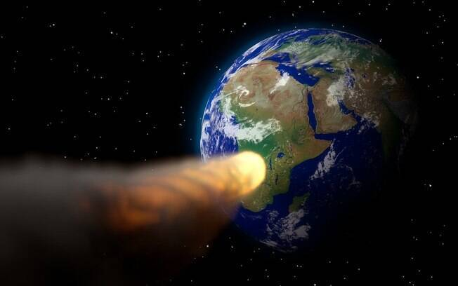 Com o objetivo de proteger a Terra, a Nasa começou a desenvolver uma nave espacial para explodir asteroides