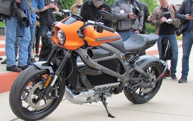 Harley-Davidson LiveWire: a primeira moto elétrica da marca, que inicia pré-venda no CES 2019