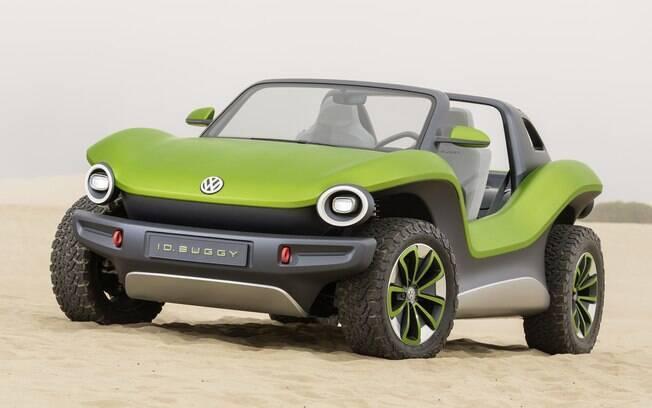Volkswagen ID. Buggy: era para fazer parte da nova linha de elétricos da marca, mas a crise econômica acabou com os planos