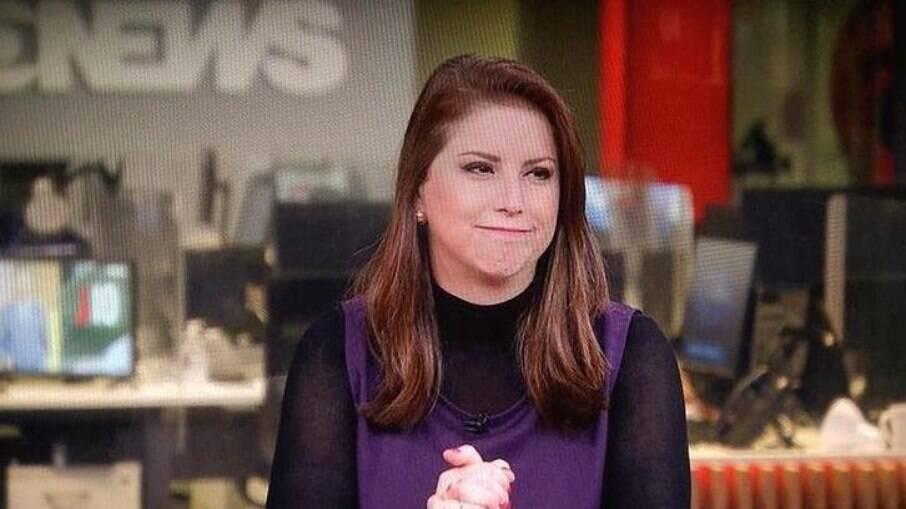 Apresentadora da Globonews pede demissão